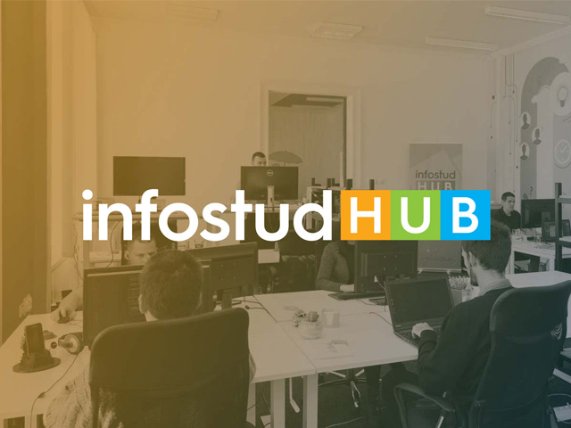 We are launching the Infostud Hub, a gathering place for IT community in Subotica.